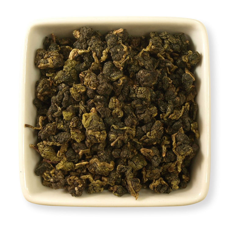 Alishan Oolong-Dark - Indigo Tea Co.