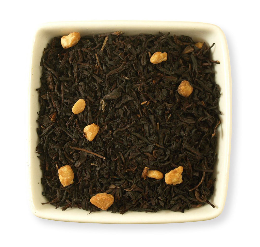 Almond Black Tea - Indigo Tea Co.