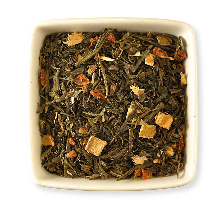 Berry Vanilla Green Tea - Indigo Tea Co.
