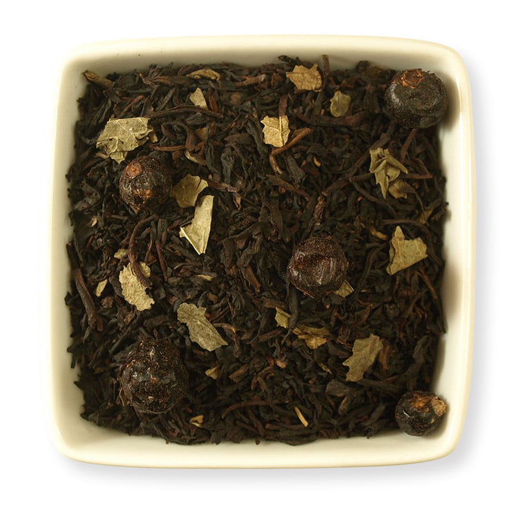 Black Currant Black Tea - Indigo Tea Co.
