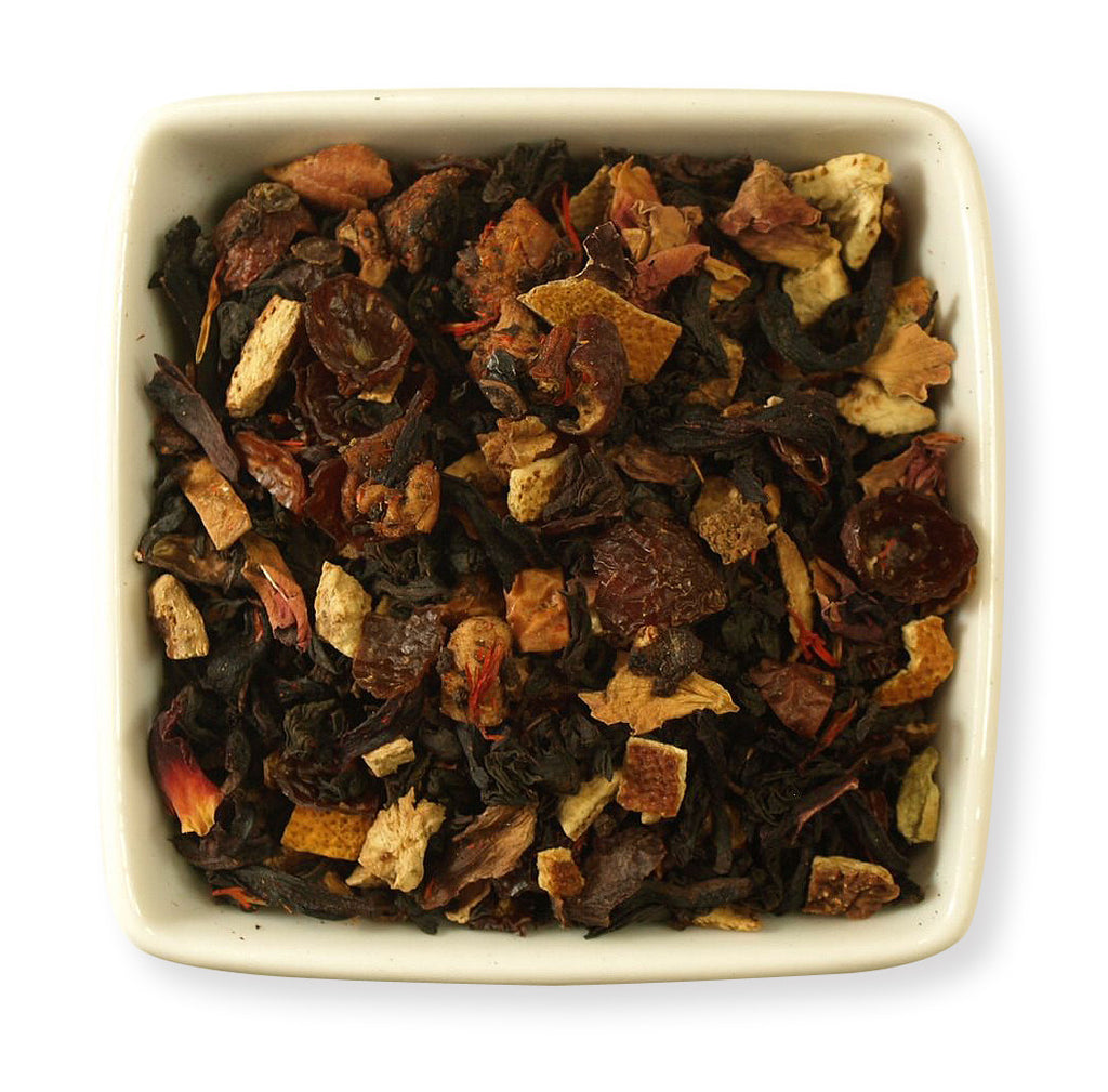 Blood Orange Black Tea - Indigo Tea Co.