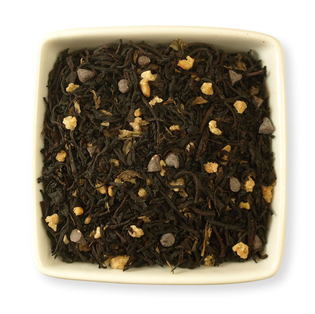 Chocolate Mint Black Tea - Indigo Tea Co.