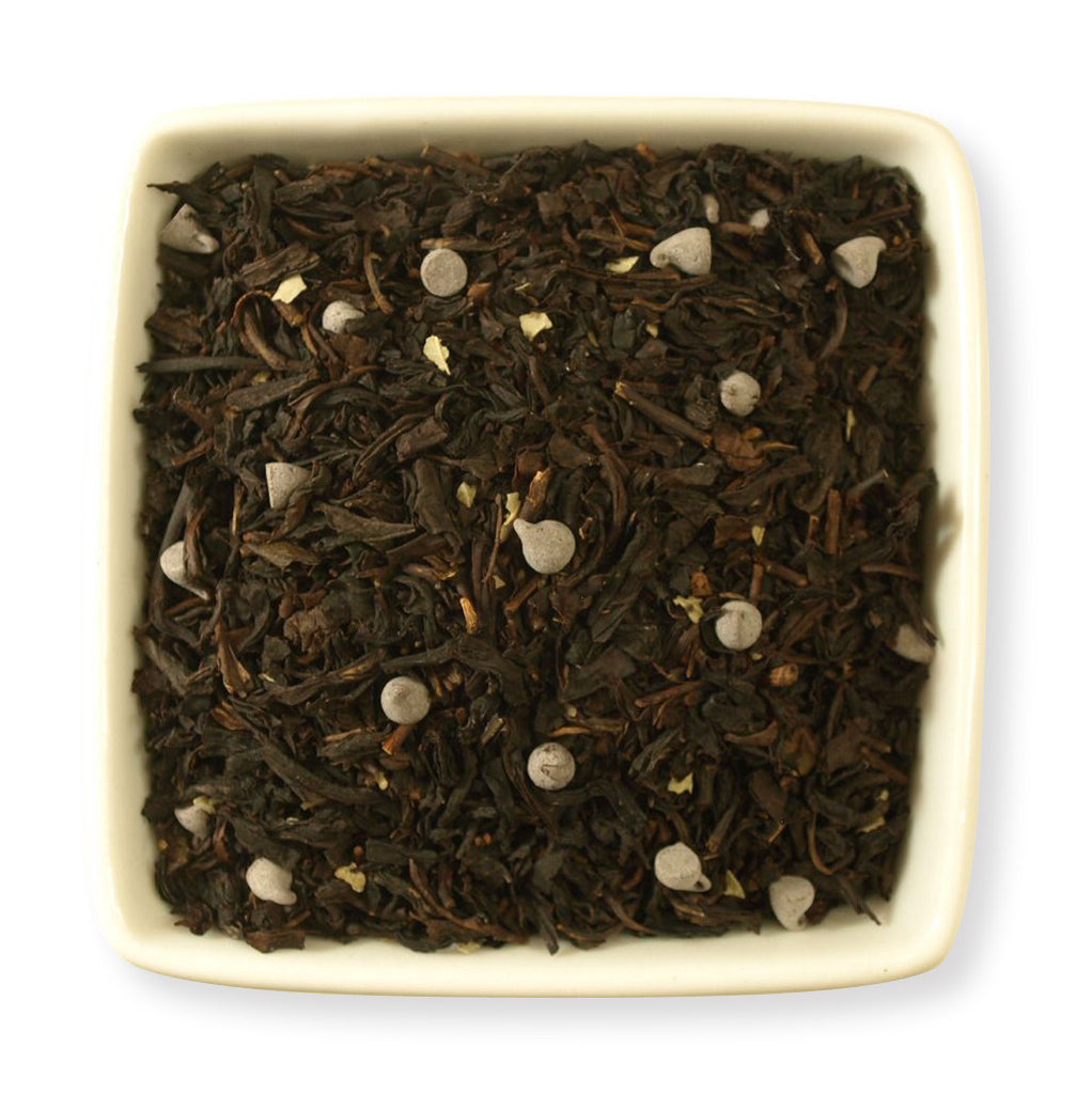 Chocolate Raspberry Black Tea - Indigo Tea Co.