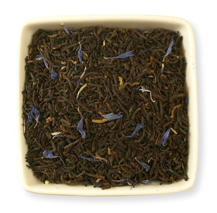 Decaf Earl Grey Tea - Indigo Tea Co.
