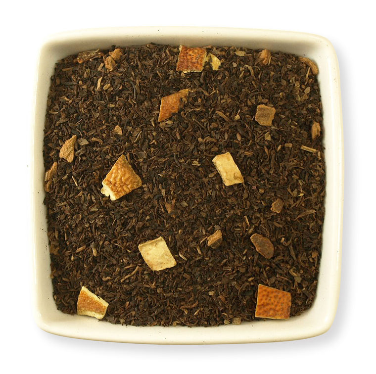 Decaf Orange Spice Tea - Indigo Tea Co.