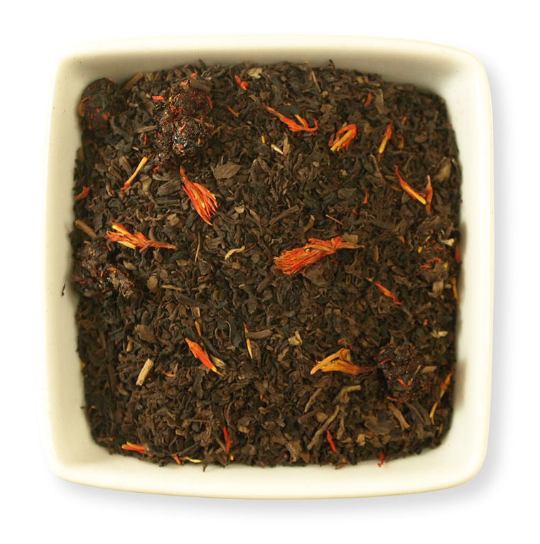 Decaf Red Berry Tea - Indigo Tea Co.