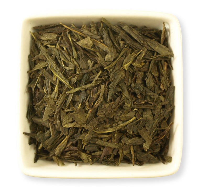 Earl Grey Green Tea - Indigo Tea Co.