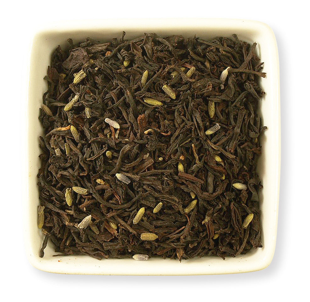 Earl Grey Lavender Tea - Indigo Tea Co.