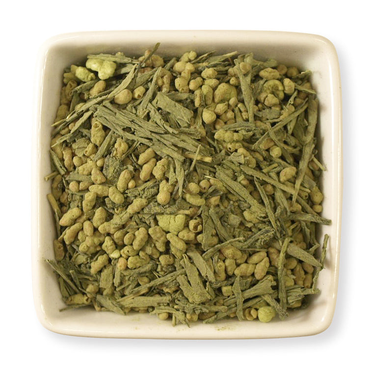 Genmaicha with Matcha - Indigo Tea Co.