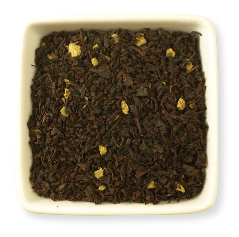 Ginger Black Tea - Indigo Tea Co.
