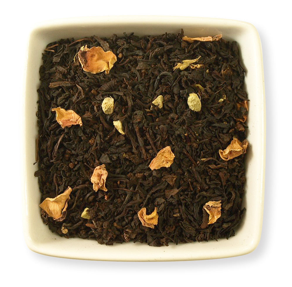 Ginger Peach Black Tea - Indigo Tea Co.