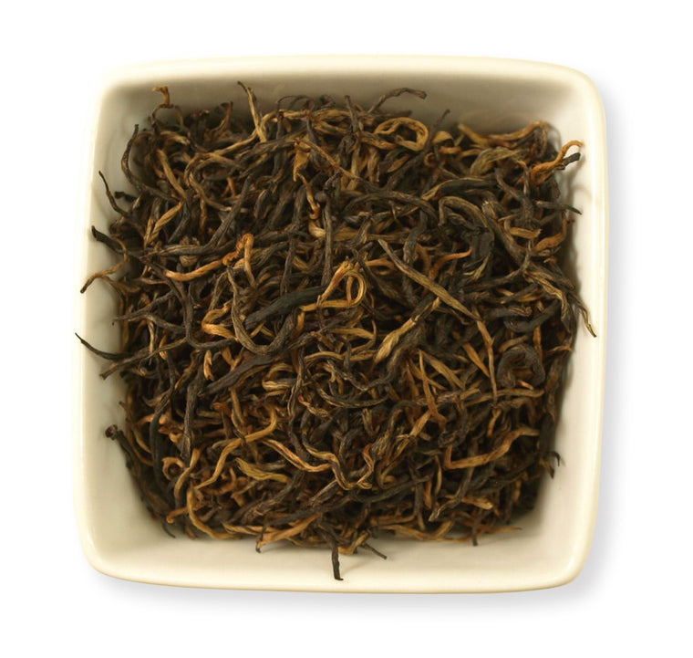 Golden Monkey Black Tea - Indigo Tea Co.