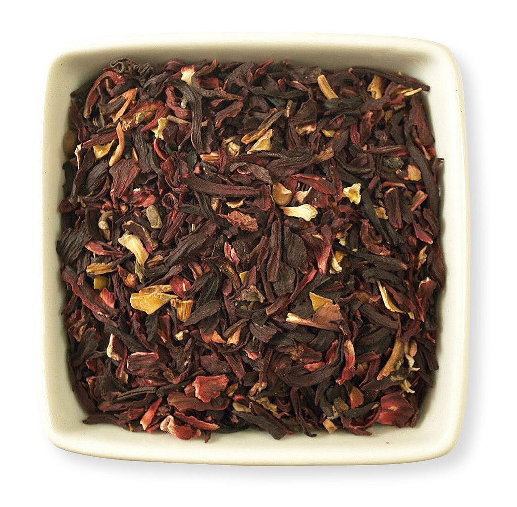 Organic Hibiscus - Indigo Tea Co.