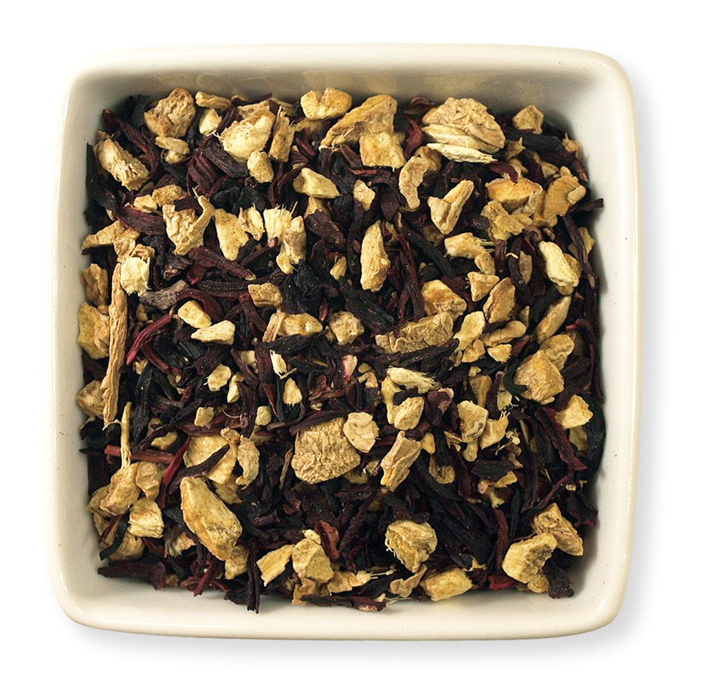 Hibiscus Ginger - Indigo Tea Co.