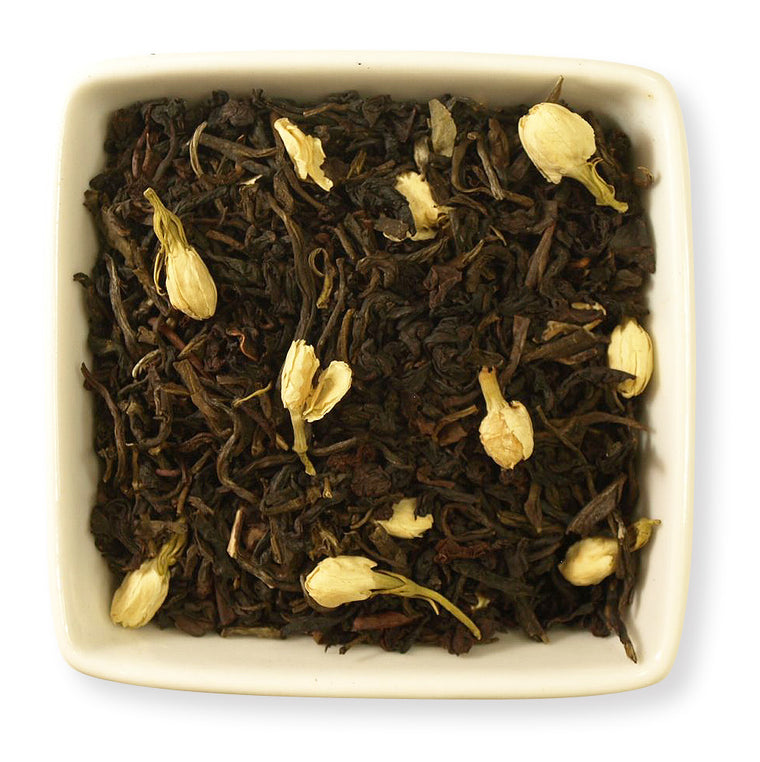 Jasmine Cream Black Tea - Indigo Tea Co.