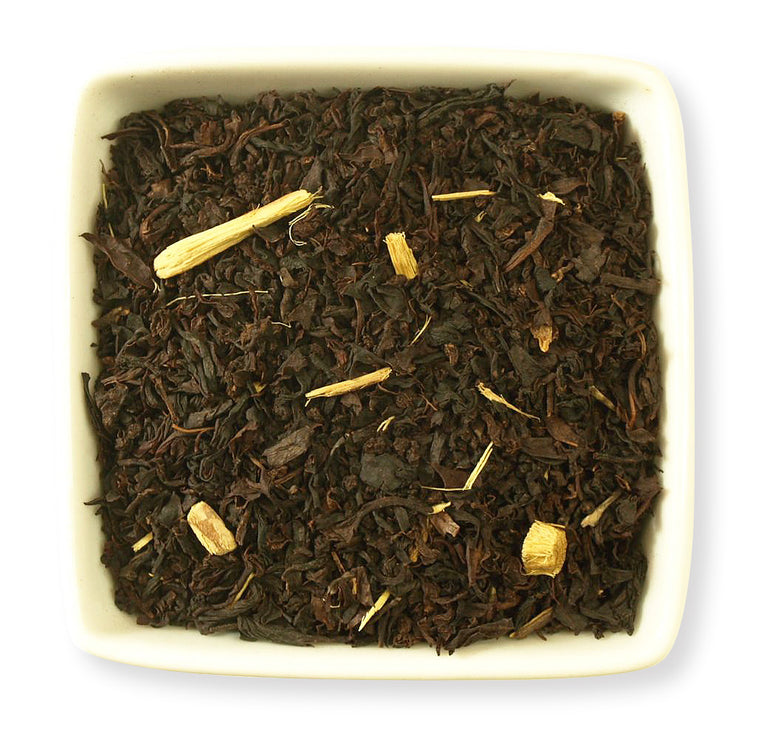 Licorice Black Tea - Indigo Tea Co.