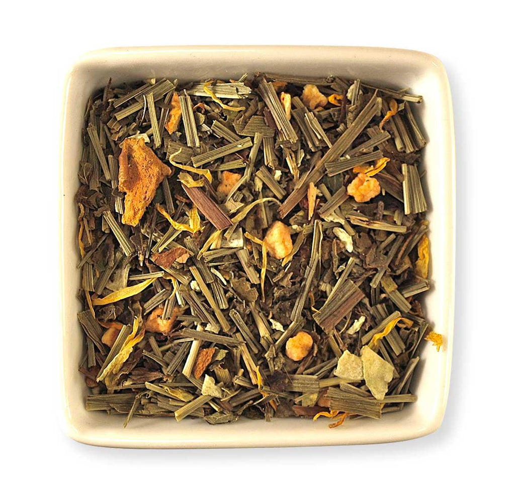 Lime Coconut Herbal - Indigo Tea Co.