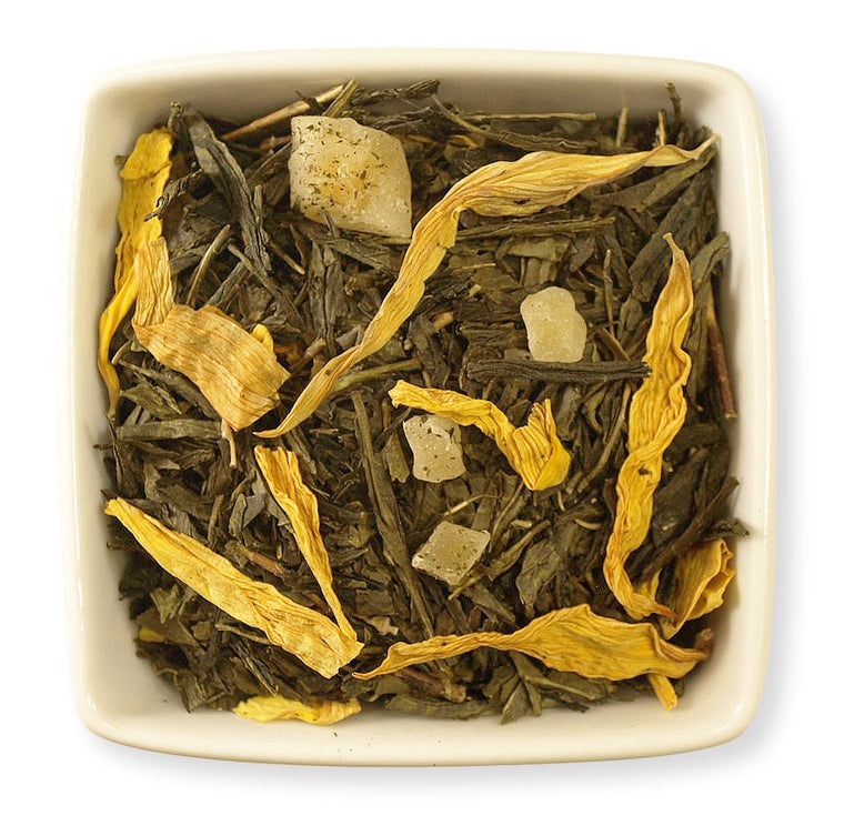 Mango Green Tea - Indigo Tea Co.