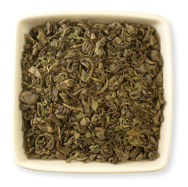 Moroccan Mint Green Tea - Indigo Tea Co.