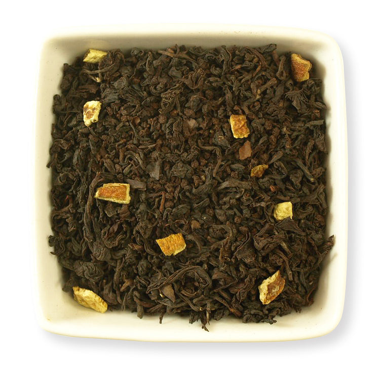 Orange Black Tea - Indigo Tea Co.
