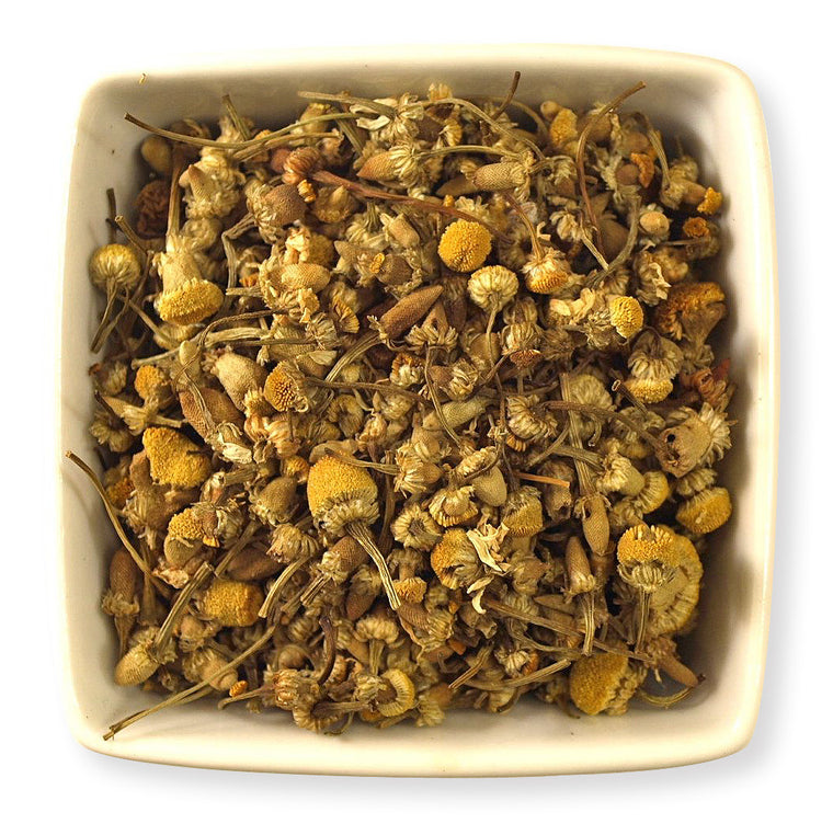 Organic Chamomile - Indigo Tea Co.