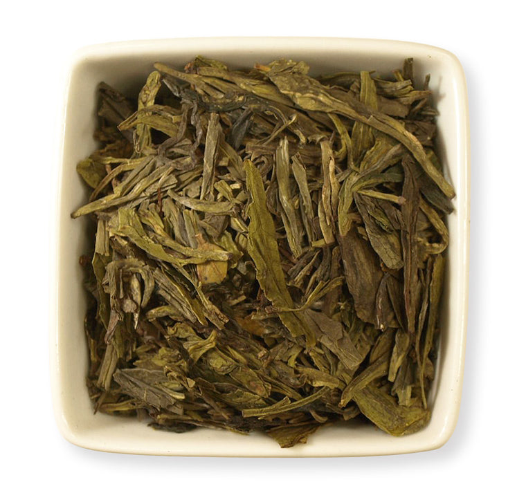 Organic Dragon Well - Indigo Tea Co.