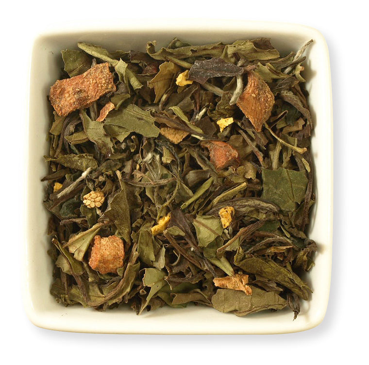 Organic Peach White - Indigo Tea Co.