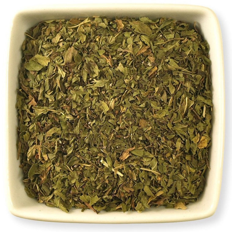 Organic Peppermint - Indigo Tea Co.