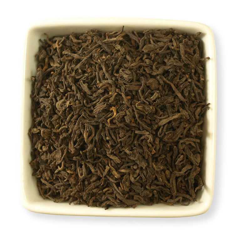 Organic Pu-Erh - Indigo Tea Co.