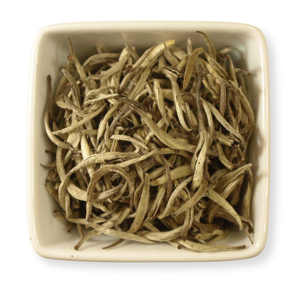 Organic Silver Needle White Tea - Indigo Tea Co.