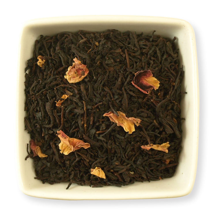 Peach Black Tea - Indigo Tea Co.