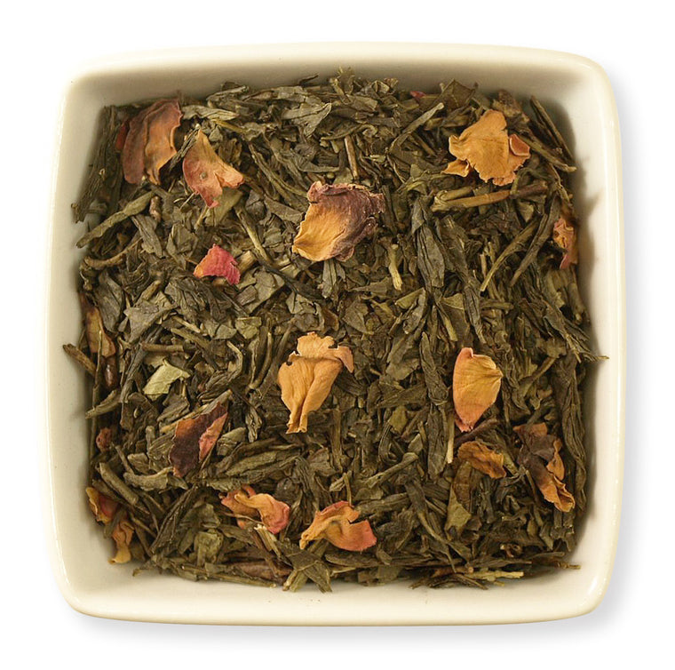 Pomegranate Green Tea - Indigo Tea Co.
