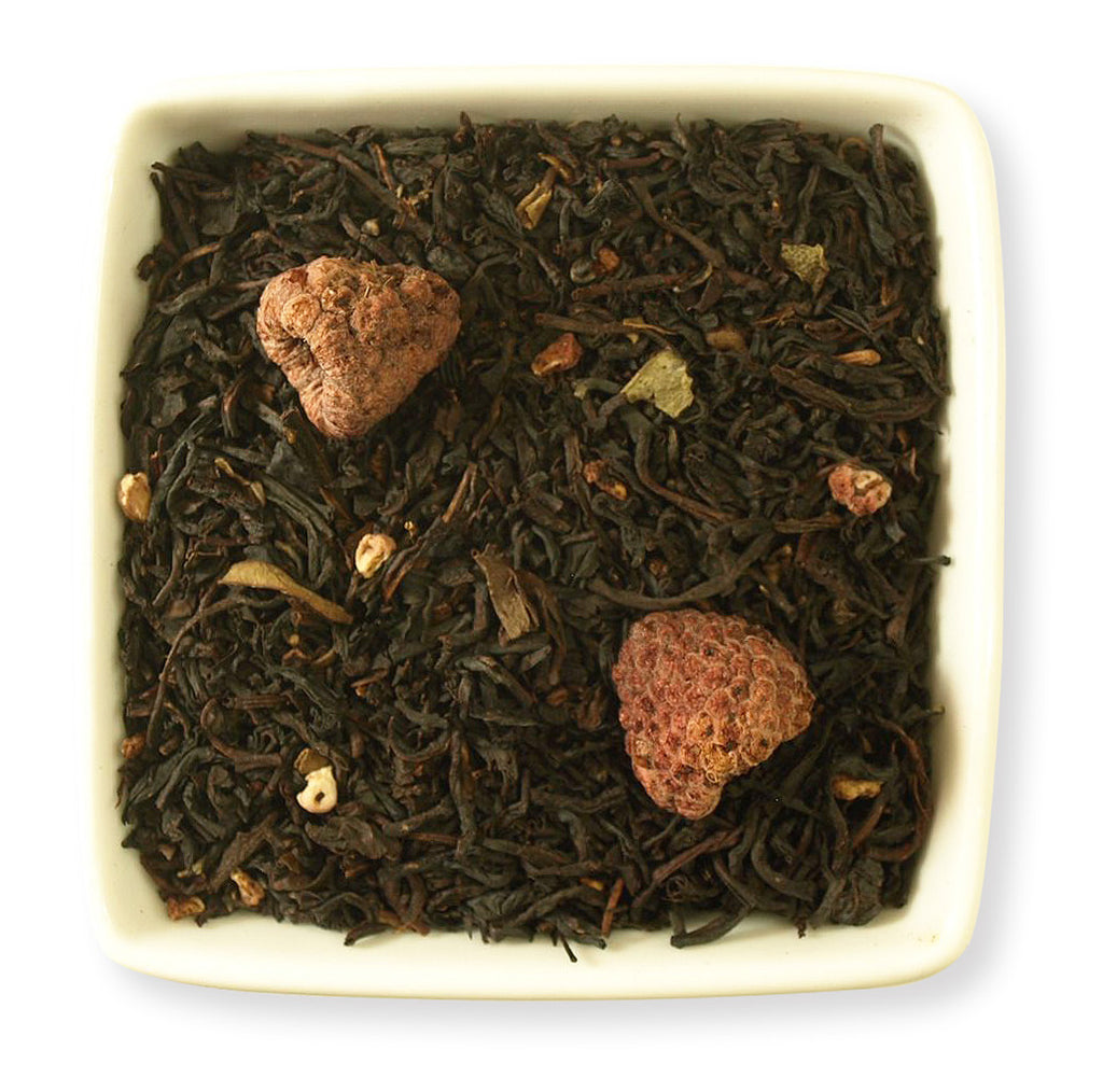 Raspberry Black Tea - Indigo Tea Co.