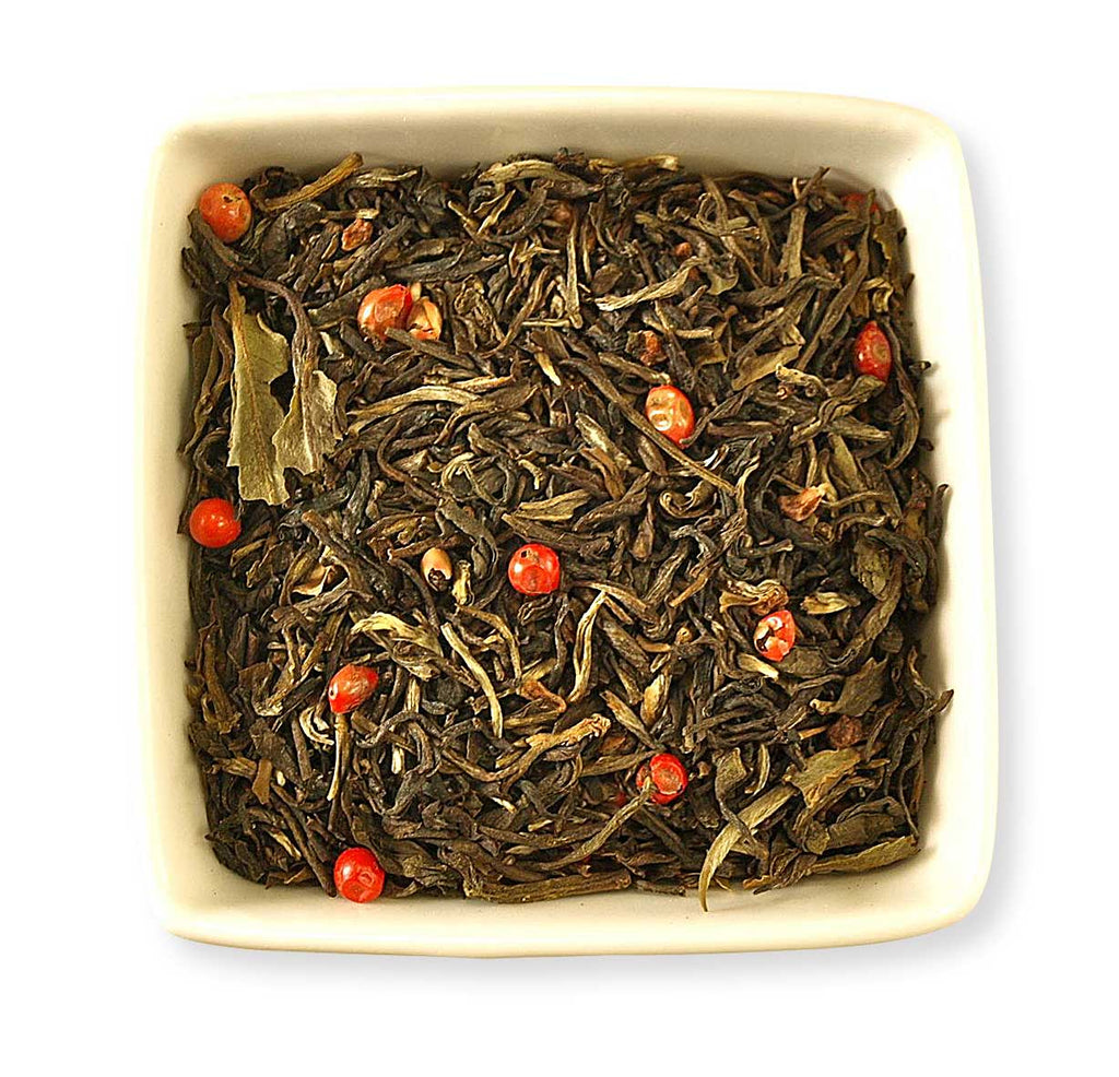 Red Fruits White Tea - Indigo Tea Co.