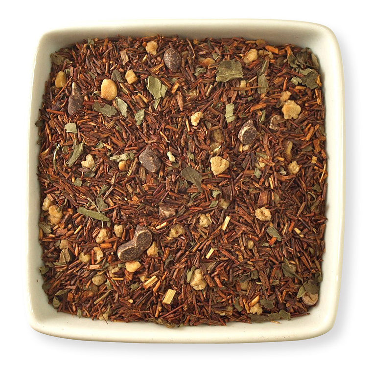 Rooibos Chocolate Mint - Indigo Tea Co.