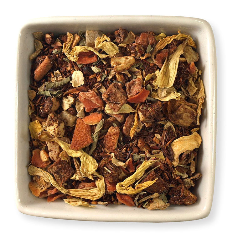 Rooibos Strawberry - Indigo Tea Co.