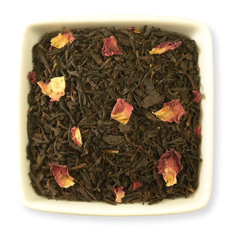 Rose Black Tea - Indigo Tea Co.