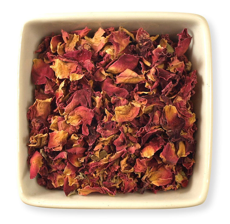 Rose Buds & Petals - Indigo Tea Co.