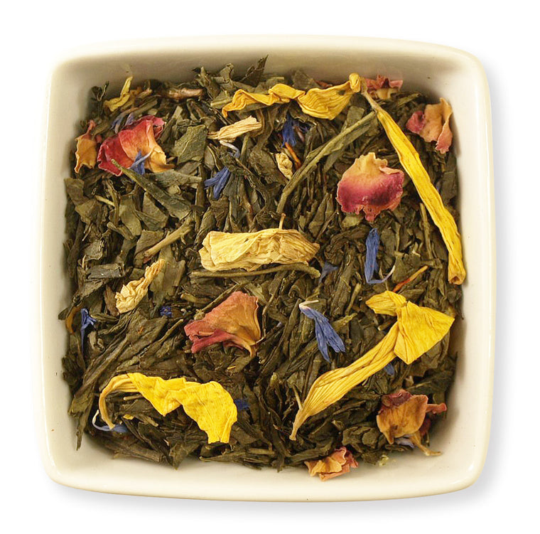 Sunshine Green Tea - Indigo Tea Co.