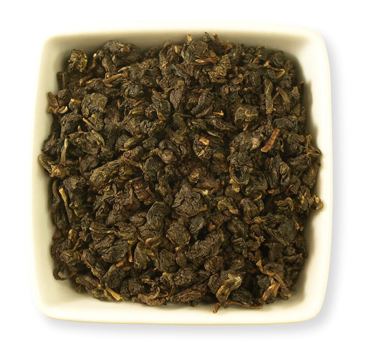 Taiwan Oolong-Dark Roast - Indigo Tea Co.