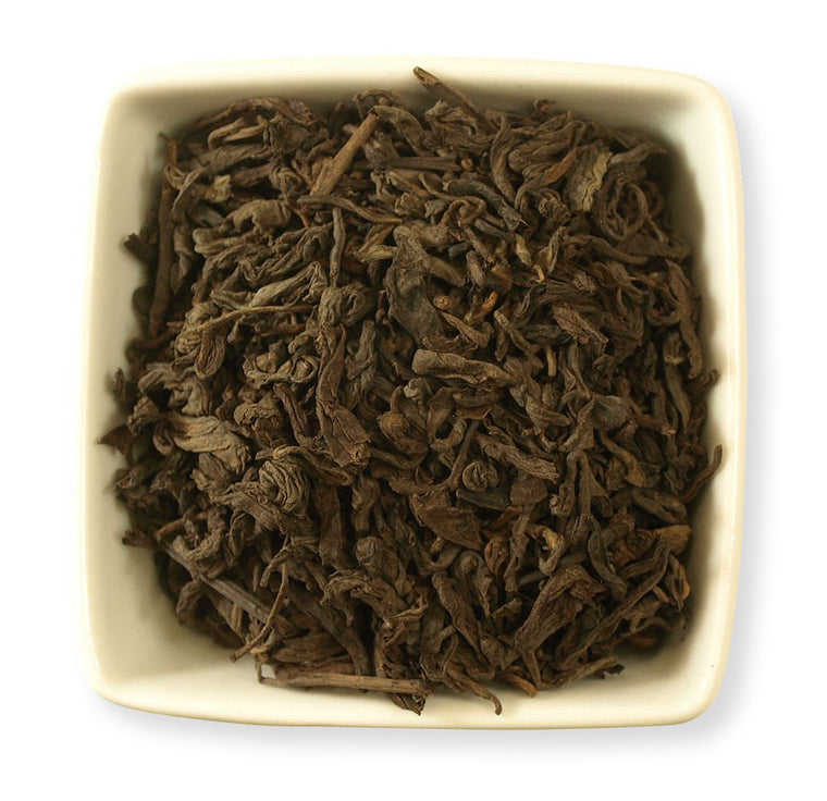 Yunnan Pu-Erh - Indigo Tea Co.
