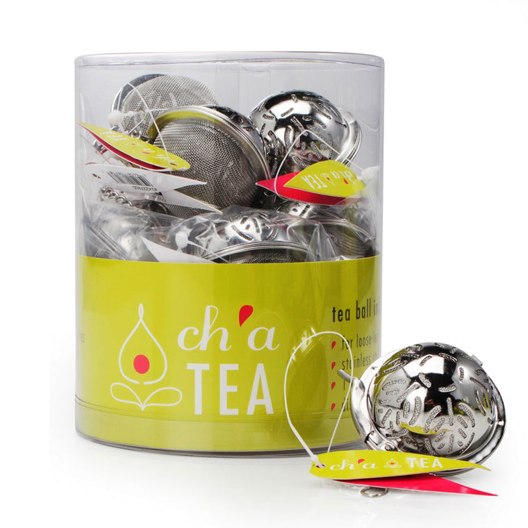 Ch'a Tea Ball - Indigo Tea Co.