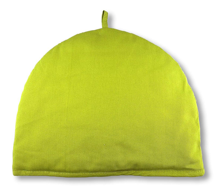 Tea Cozy-Solid Color (Cactus Green) - Indigo Tea Co.