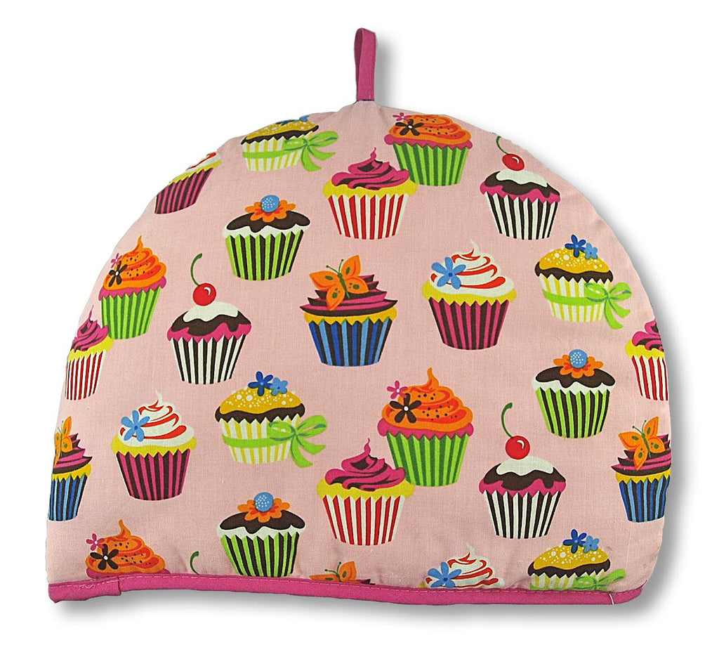 Tea Cozy-Cupcakes - Indigo Tea Co.