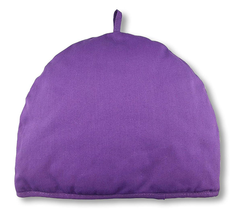 Tea Cozy-Solid Color (Purple) - Indigo Tea Co.