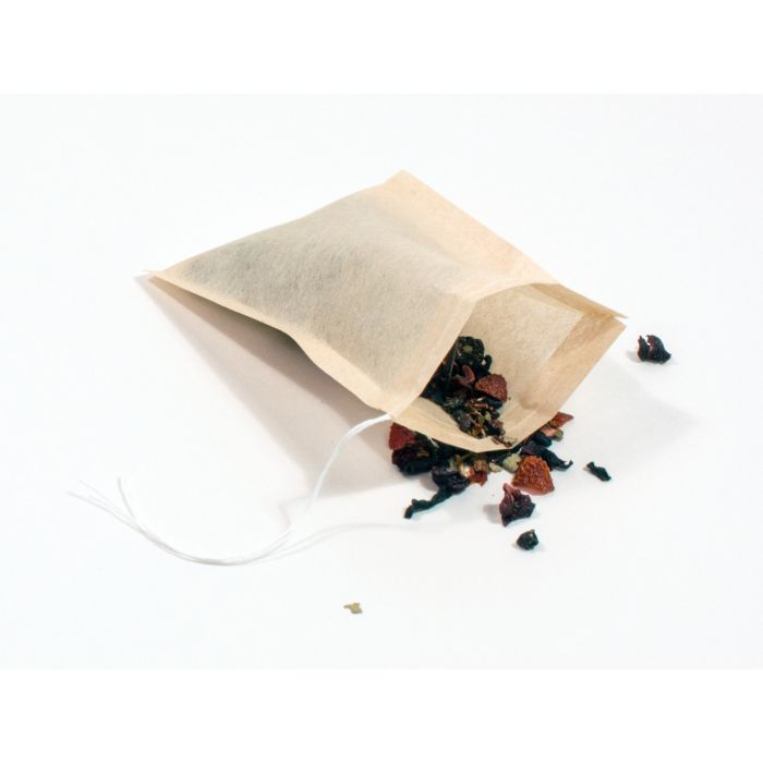 Unbleached Paper Tea Bags - Indigo Tea Co.