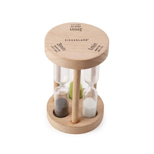 Trio Tea Timer - Indigo Tea Co.
