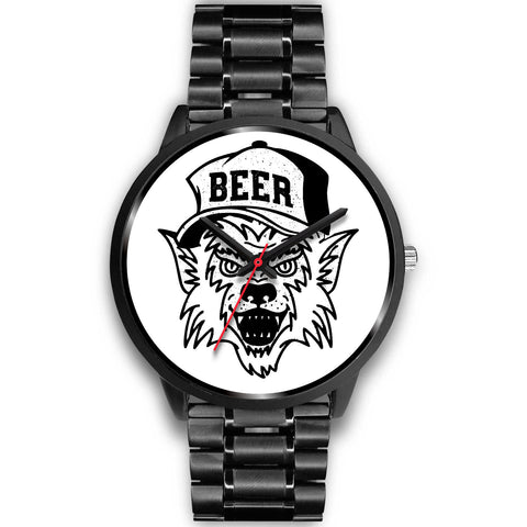 Werewolf Beer Hat Watch Watch - The Beer Lodge
