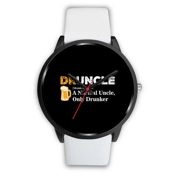 Druncle Watch Black Watch - The Beer Lodge