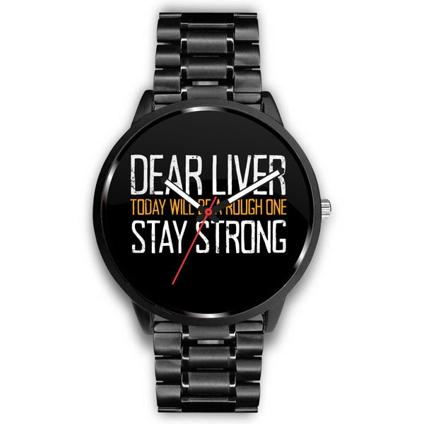 Dear Liver Watch - The Beer Life